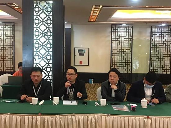 红星美凯龙浙江区市场研发部负责人刘宁介绍