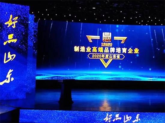 51.32亿元 |孚日集团上榜山东省民营企业品牌价值100强