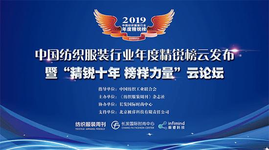 2019中国纺织服装行业年度大会